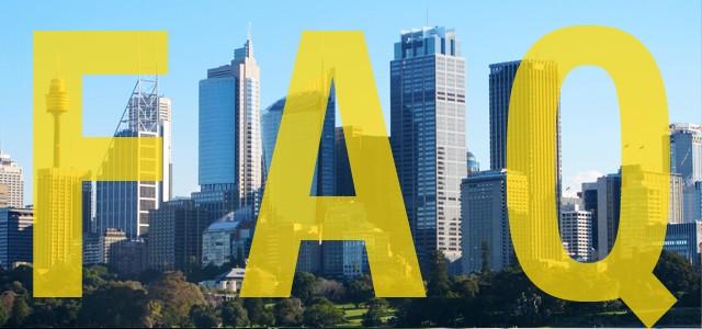 Travailler en Australie – jobs en ville