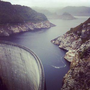 Le Gordon Dam