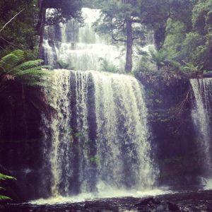 Mount Field National Park, Russel Falls