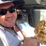 Un Australien trouve une pépite d'or de près de 3kg