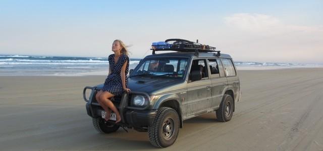 Un an de Road trip en 4×4 en Australie