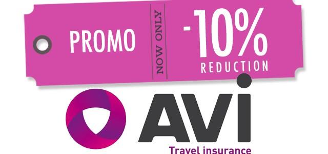 AVI International – Code Promo 10% de réduction