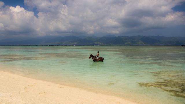 îles Gili bali