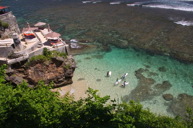 Plage Bali