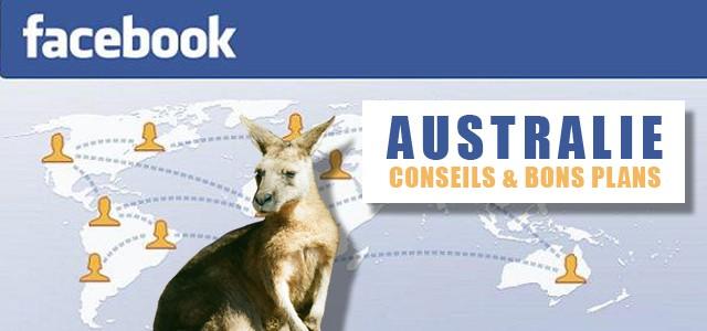 Australie Conseils & Bons plans – Groupe Facebook