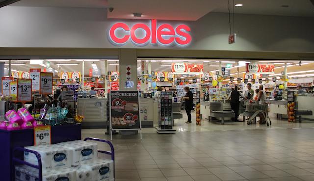 COLES FAIRE SES Courses en australie