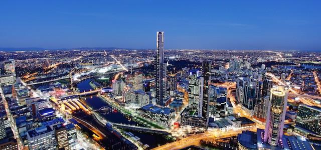 Melbourne : élue ville la plus agréable du monde