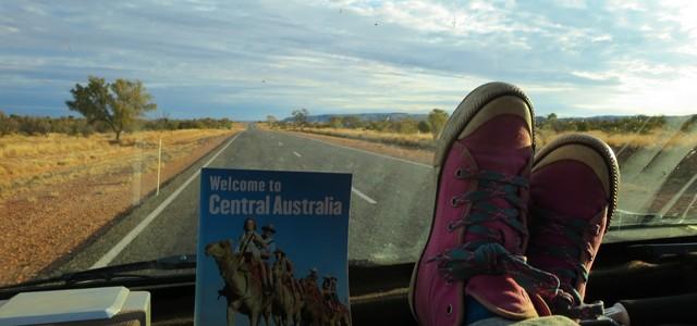 Road Trip de Darwin à Alice Springs