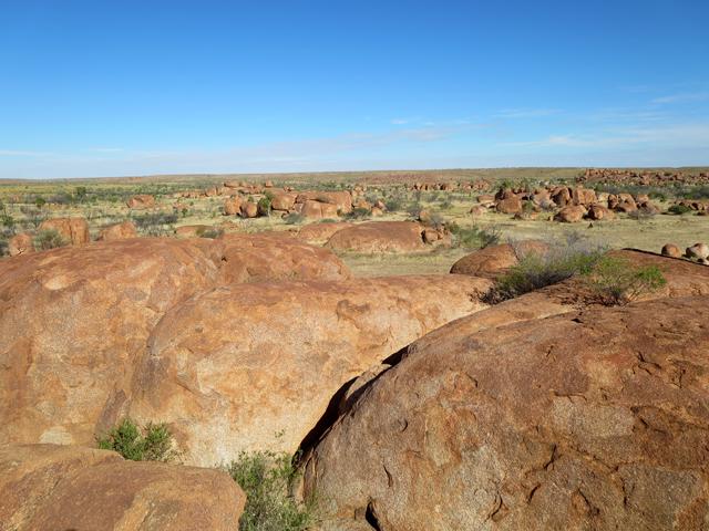 Devils Marbles australie 2