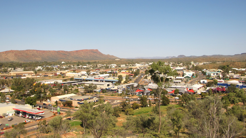 Alice Springs australie