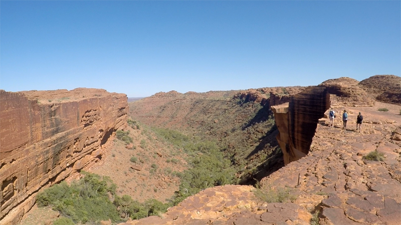 Kings Canyon australie