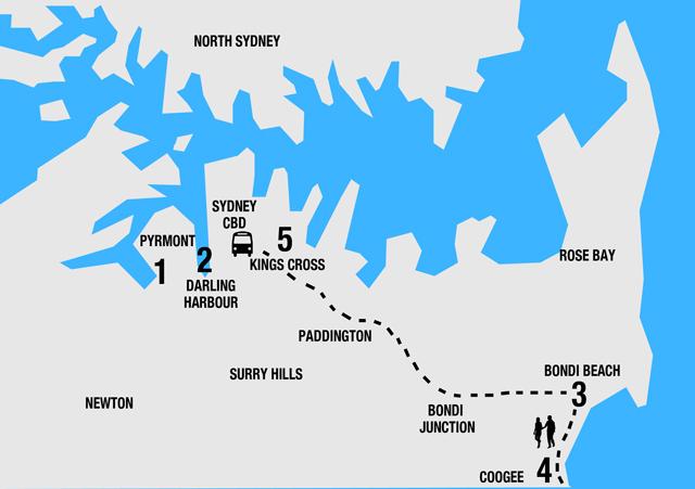 Quoi faire à Sydney