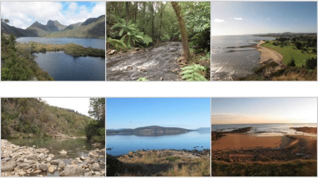 Itineraire tasmanie australie