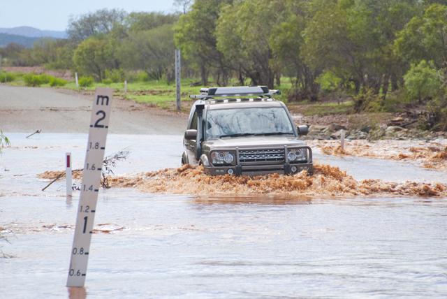 wet season australia