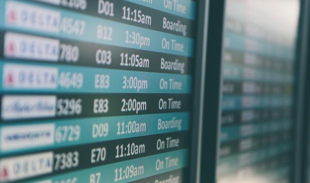 Calendrier départs Australie