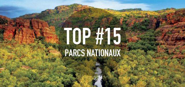 les 15 plus beaux parcs nationaux d u0026 39 australie