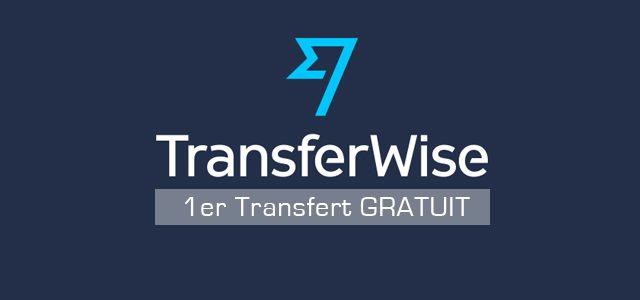 TransferWise : Transfert d'argent gratuit