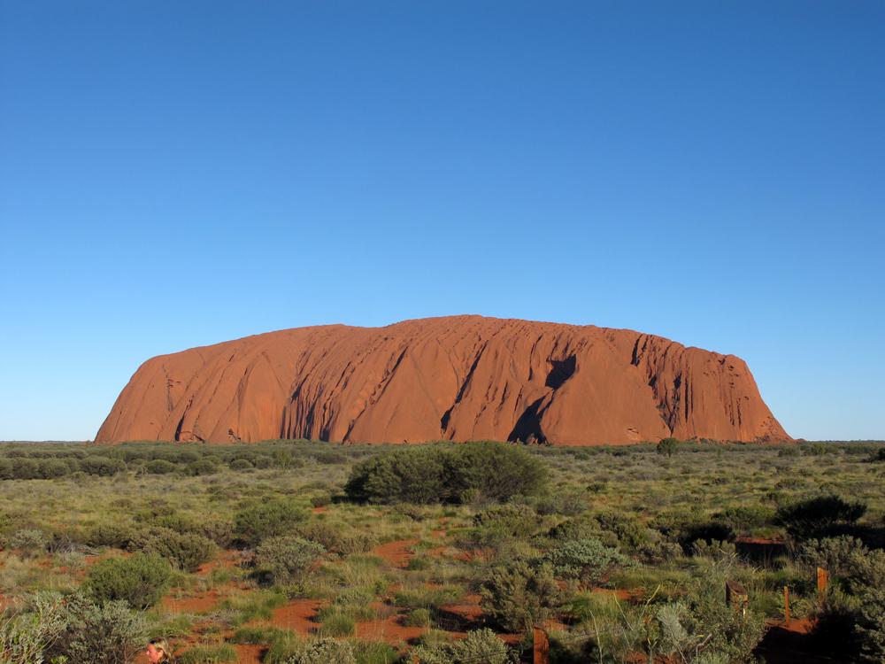 Parcs nationaux Australie