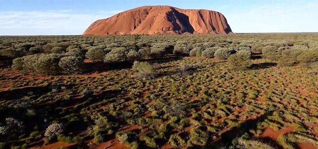Uluru – Vidéo inédite prise par un drone