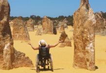 voyage australie handicap