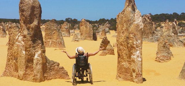 Voyager en Australie avec un handicap