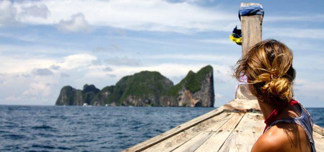 Voyager en Asie & Pacifique pendant son PVT