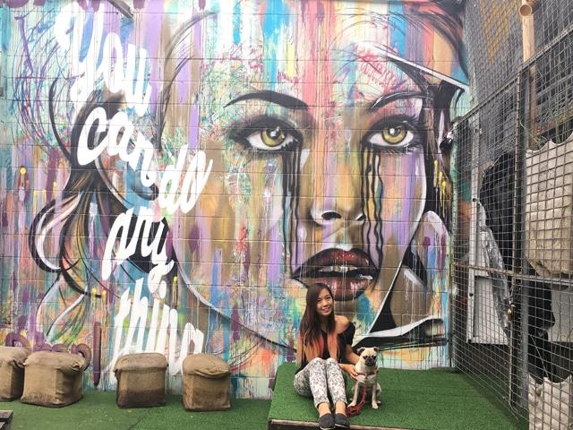 Street art - West End