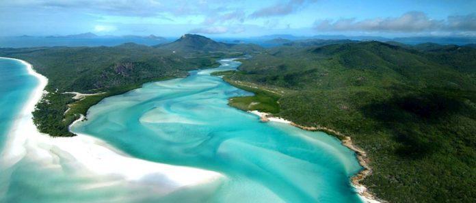 The whitsundays islands