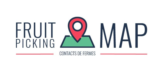 La carte du Fruit Picking – Contacts de fermes