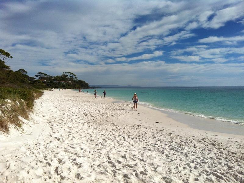 what to do around sydney Jervis Bay