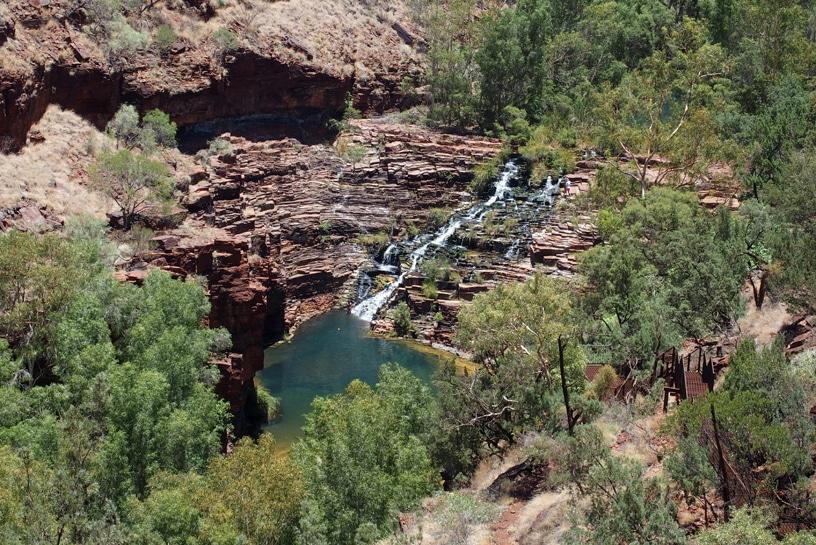 parc national karijini australie