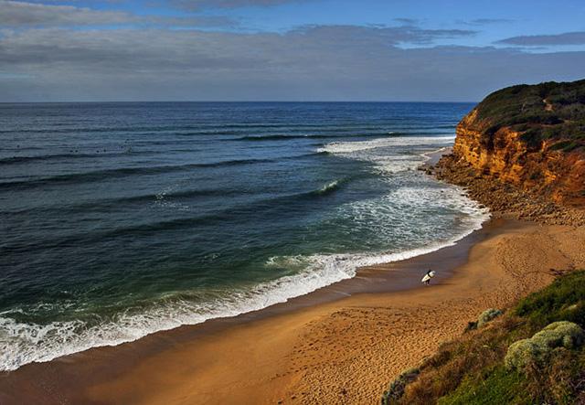 Bells beach victoria plages australie