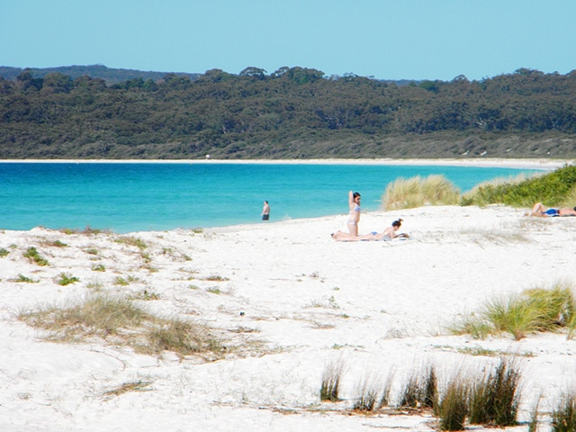 hyams beach new south wales australie belles plages