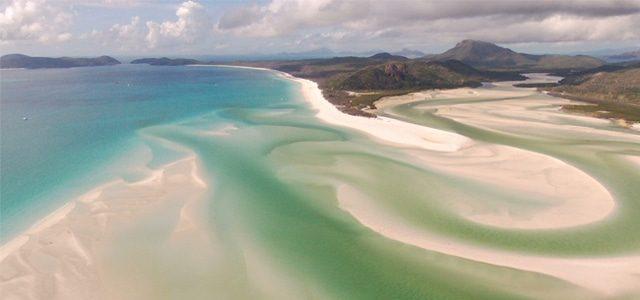 Whitsunday Islands : 3 jours de croisière sur un Catamaran