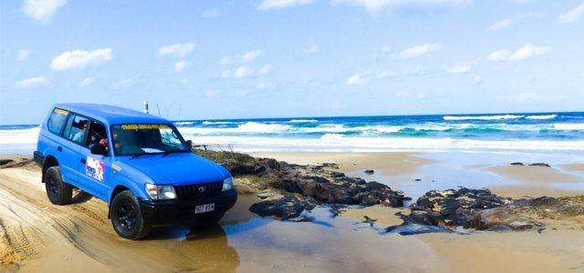 Location de 4×4 à Fraser Island – Découverte de l'île en 2 jours