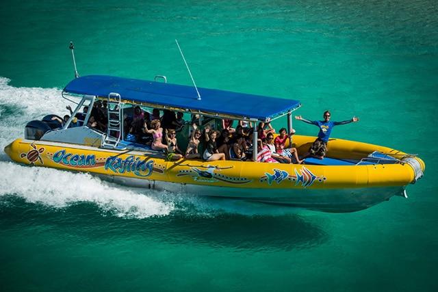 whitsundays ocean-rafting