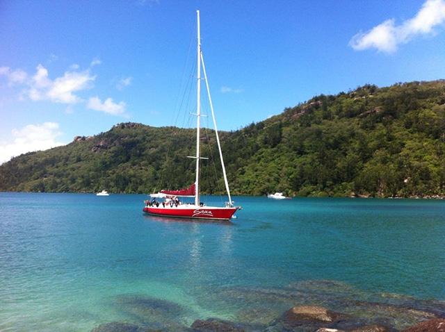 whitsunday island siska