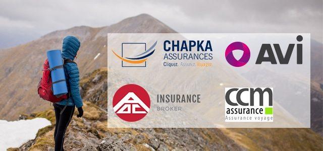 Les compagnies d'assurance voyage à l'étranger