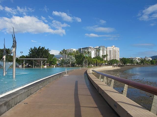 endroits immanquables Cairns cote est australie
