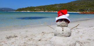 Noël en Australie France