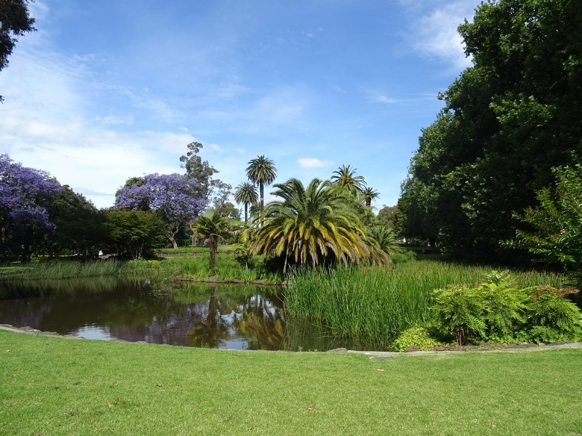 melbourne parc australie