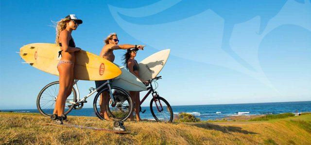 Prendre des cours de surf en Australie – Expérience de Sasha avec AST