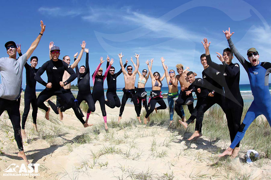 learn to surf in australia  sasha u0026 39 s experience with