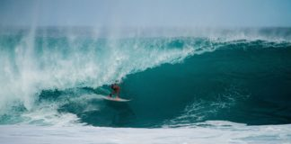 Surfeur australien