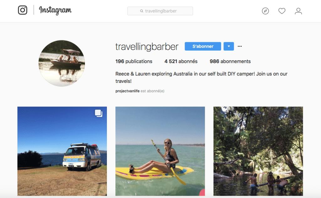 @travellingbarber instagram