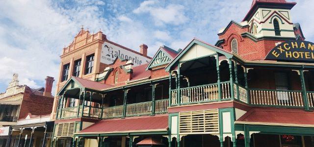 Kalgoorlie, la ville minière au cœur du Far West de l'Australie
