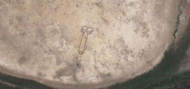 En Australie, un dessin de pénis est désormais visible depuis l'espace