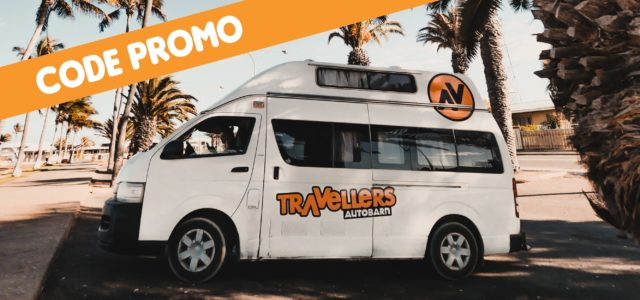 Code Promo – Travellers Autobarn