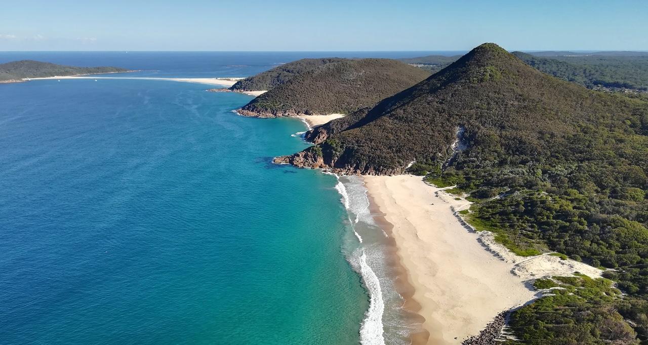 visiter la central coast en australie
