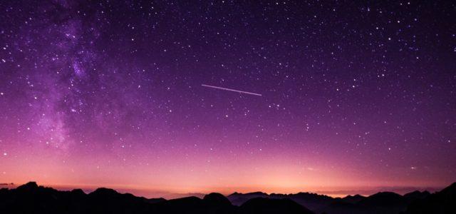Une météorite en Australie illumine le ciel
